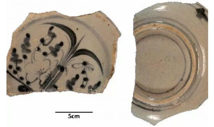 Pecahan keramik masa Dinasti Qing ditemukan di Maluku Tenggara