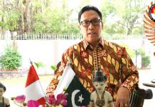 Consulate general in Karachi opens online Indonesian class