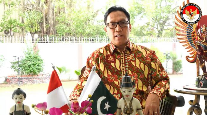 KJRI Karachi buka kelas Bahasa Indonesia daring