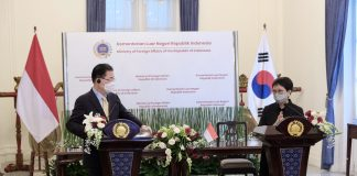 Perdagangan Indonesia-Korsel tumbuh selama kuartal I 2021