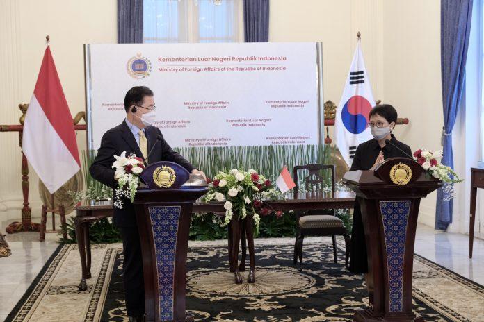 Indonesia, South Korea trade grows during Q I-2021