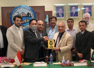 KJRI Karachi buat platform digital untuk bisnis Indonesia-Pakistan