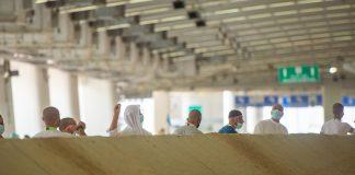 Hajj1442 – Saudi hajj ministry sends text messages to 20 percent of registered pilgrims