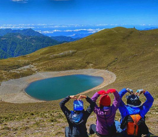 Taiwan, pulau pegunungan simpan 'air mata malaikat'