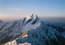Taiwan, mountainous island where 'tears of angel' found