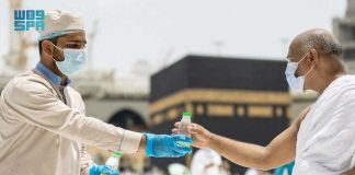 Over 15 million Zamzam water bottles distributed at Grand Mosque