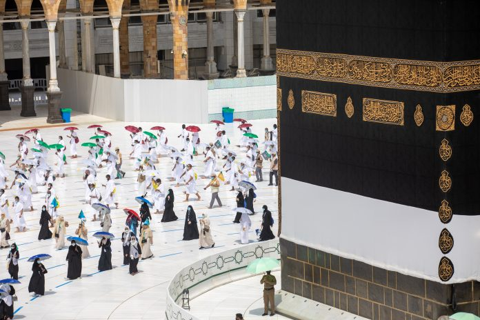 Haji1442 – Kementerian Haji dan Umroh Saudi terima jamaah pada 17-18 Juli