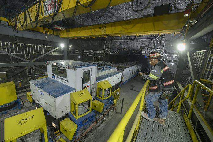 Pemerintah gunakan teknologi kecerdasan buatan awasi tambang minerba