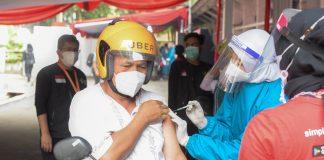 COVID-19 – 14,44 juta orang Indonesia telah mendapat vaksin dosis lengkap