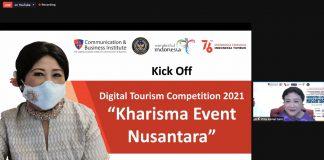 Kemenparekraf-LSPR institute gelar kompetisi pariwisata digital nasional