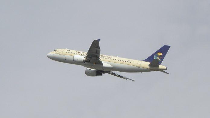 Penerbangan internasional ke luar Arab Saudi turun 66,5 persen pada 2020