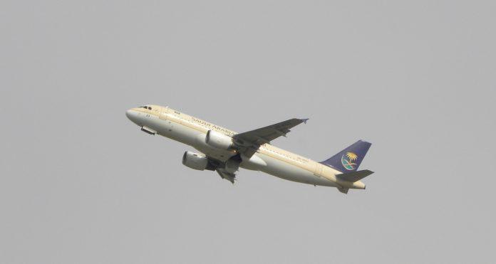 Saudi outgoing international flights drops 66.5 pct 2020