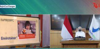 COVID-19 – Indonesia terima 5 juta dosis vaksin Sinovac siap pakai