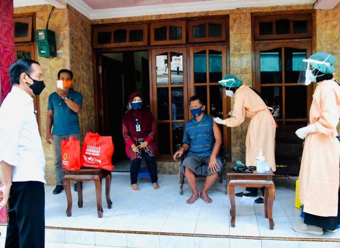 COVID-19 – 88 juta dosis vaksin telah disuntikkan kepada masyarakat Indonesia