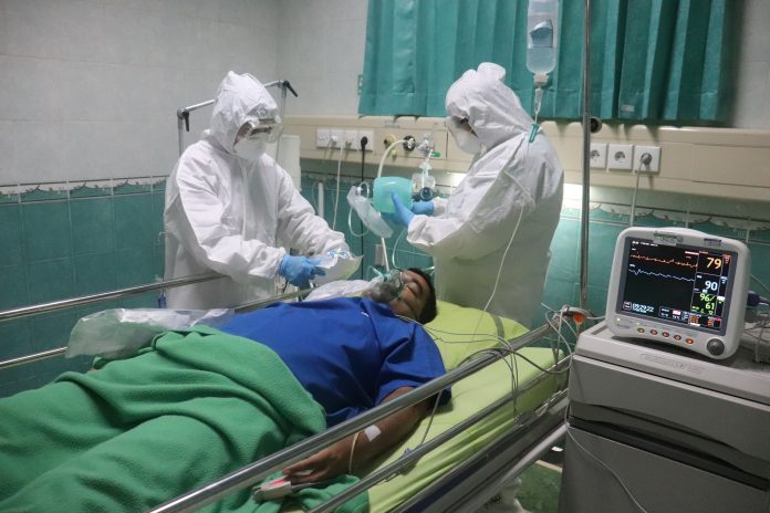 COVID-19 – Indonesia receives 150 ventilators from New Yorkers