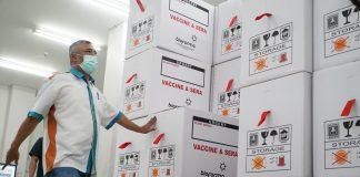 COVID-19 – Indonesia telah amankan lebih 217 juta dosis vaksin