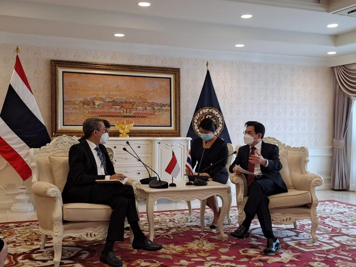 Indonesia proposes Joint Trade Committee to raise trade with Thailand