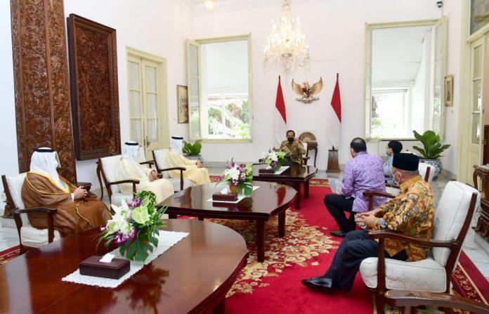 Presiden harapkan perdagangan RI-UEA naik 3 lipat melalui kemitraan komprehensif