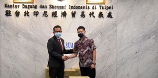 COVID-19 – Communities in Taiwan donate medical supplies to Indonesia