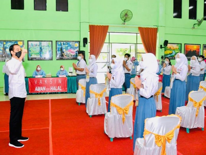 COVID-19 – 37.6 million Indonesians receive second doses of vaccines