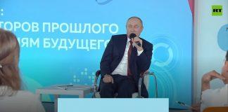 Putin: Disintegrasi kurangi pertumbuhan populasi Rusia
