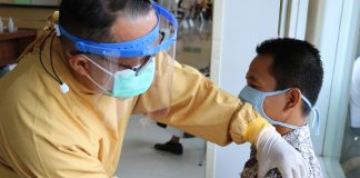 COVID-19 – Over 39 mln Indonesians receive second doses of vaccines