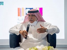 Saudi official praise Iraqi cultures at Riyadh international book fair