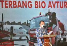 Indonesia's CN235 successfully flies with bio-aviation fuel