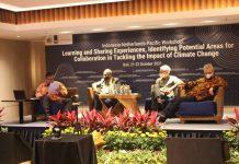 Indonesia-Belanda-Pasifik kembangkan kerja sama perubahan iklim
