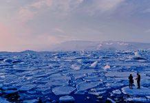 Kutub Utara memanas lelehkan lapisan es Greenland lebih cepat