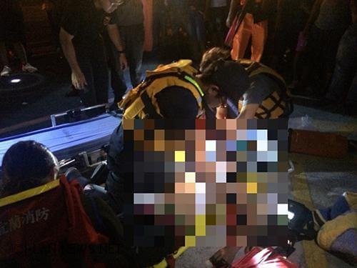 外籍漁工救起時已無生命跡象,呼籲民眾飲酒務必注意酒量