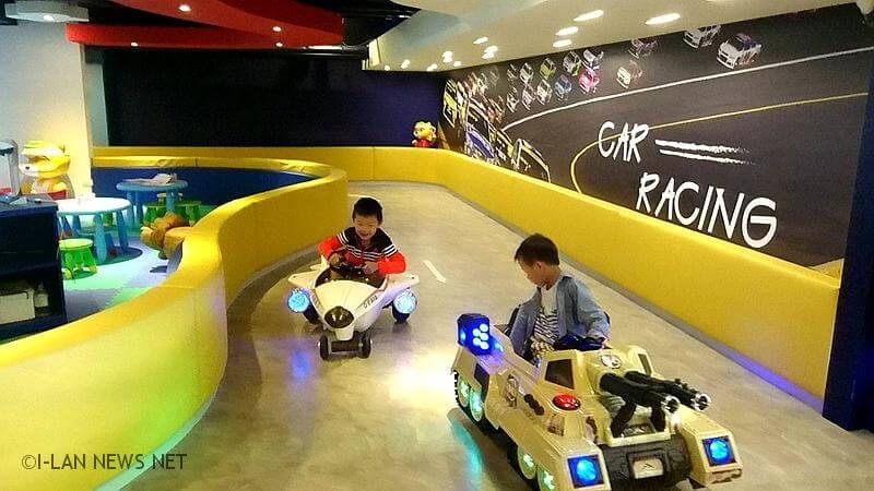 礁溪川湯春天旗艦館是真實世界的「親子樂園」!