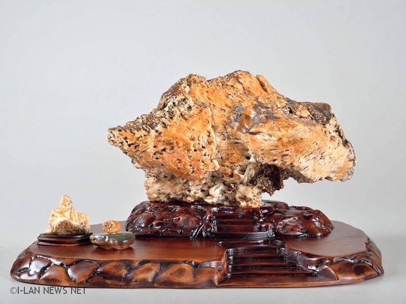 賞石之雅事流傳至今歷久不衰,於世界各地亦是種很獨特文化。