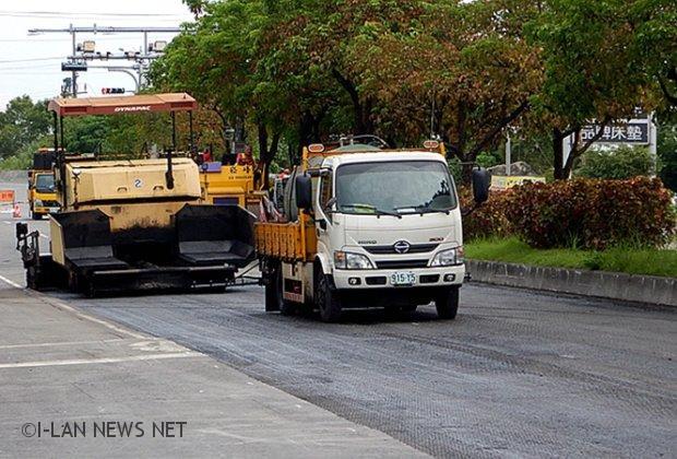 台9省道五結中正路8 月24日起恢復平坦道路!