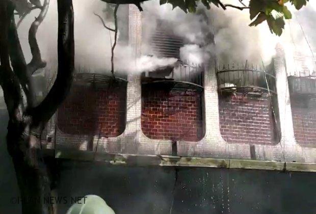 五結住宅火警 老翁遭煙嗆沒有生命跡象!
