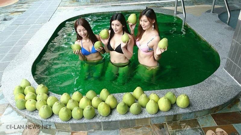 有16種溫泉泡湯設施,SPA與戲水池滑水道等,享受溫泉洗滌後的身心舒暢與放鬆。