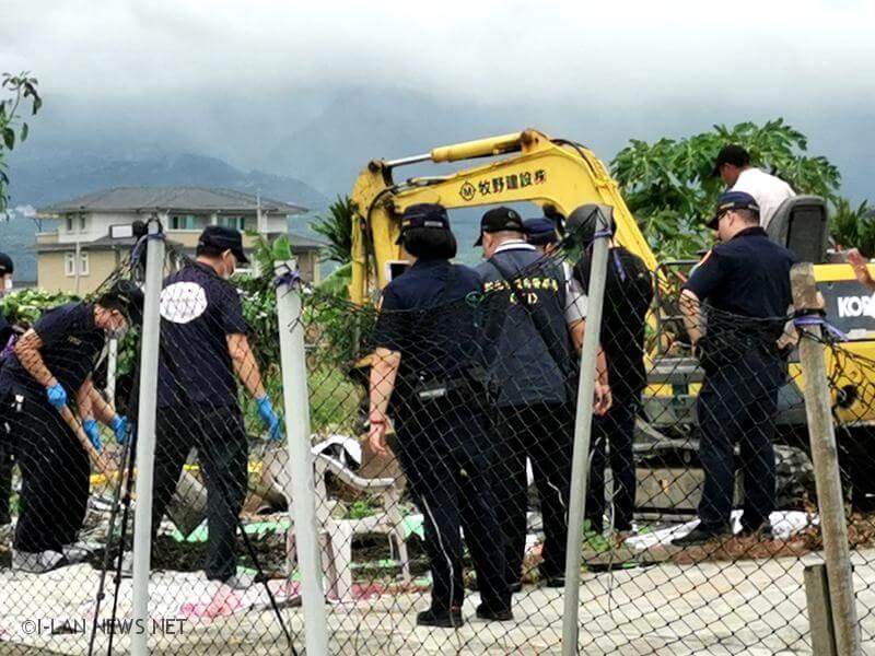 錢莊老闆遭小弟殺害 宜蘭壯圍老家菜園埋屍
