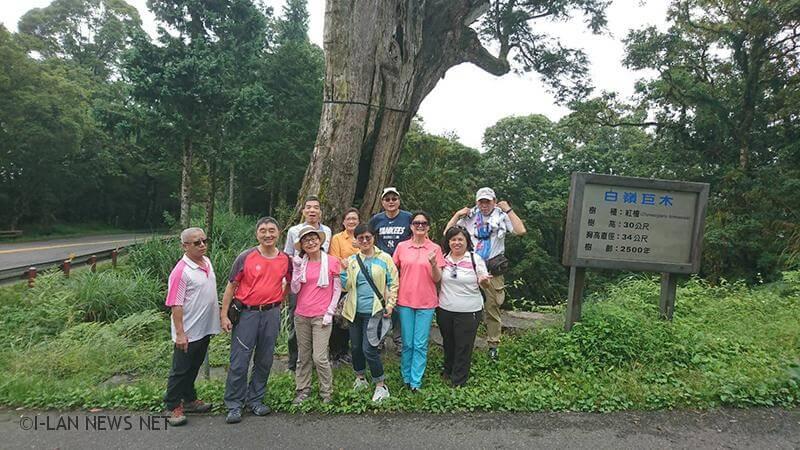 昔日太平山村落(今太平山莊)原始鐵杉純林及溼地自然生態,是賞雲海、觀夕照的絕佳位置