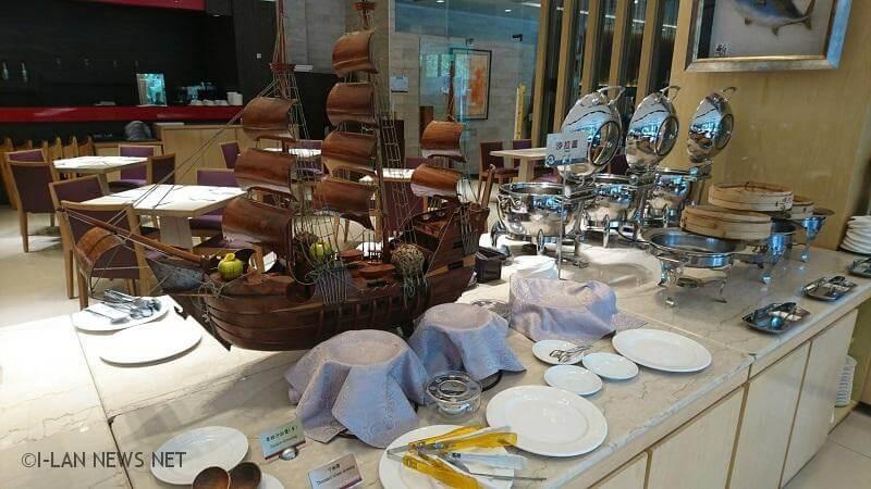 冠翔世紀溫泉會館,推出中秋連假自助晚餐優惠專案,回饋宜蘭鄉親免10%服務費。