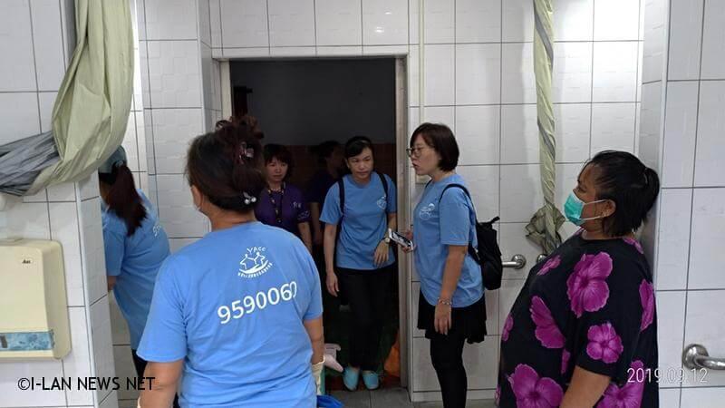 宜蘭縣社區照顧促進會今年度訓練出60名專業家事服務員