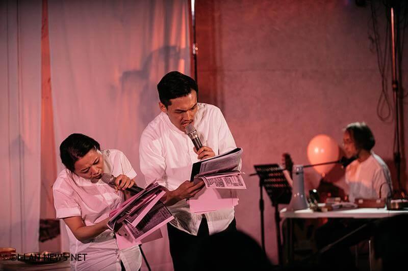 將故事交付給未來,再拒劇團《明白歌》最終兩場北台灣演出