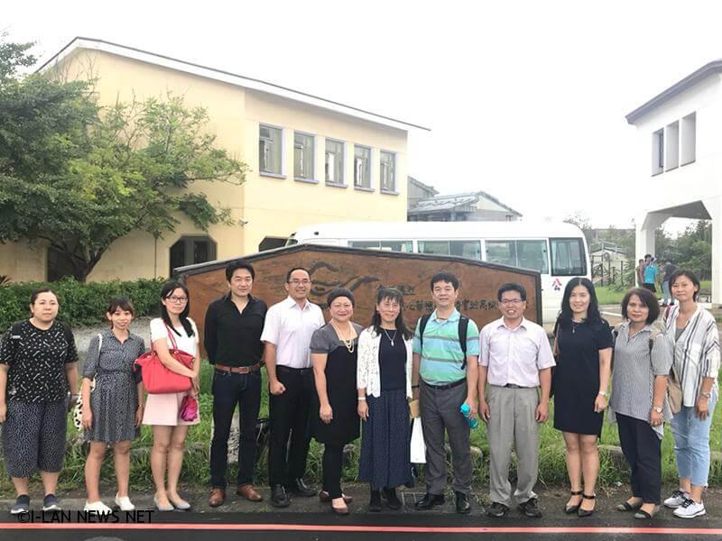 臺北市政府教育局希望藉由這次交流參訪也進一步建構與宜蘭縣的實驗教育交流平台,共築實驗教育合作模組。