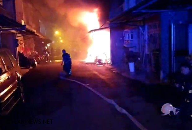 冬山深夜惡火 造成7人傷亡!
