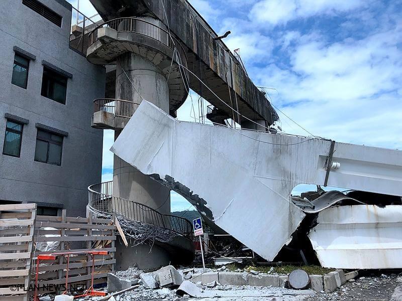 南方澳斷橋12輕重傷6人失聯 消防局將徹夜搶救!