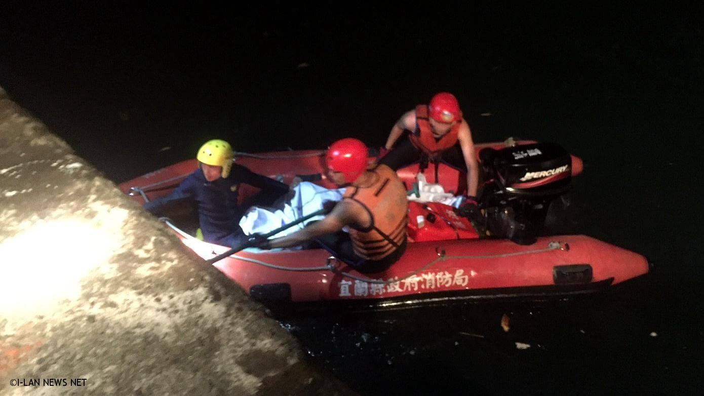 南方澳斷橋 搜救人員徹夜至上午共尋護4具遺體!