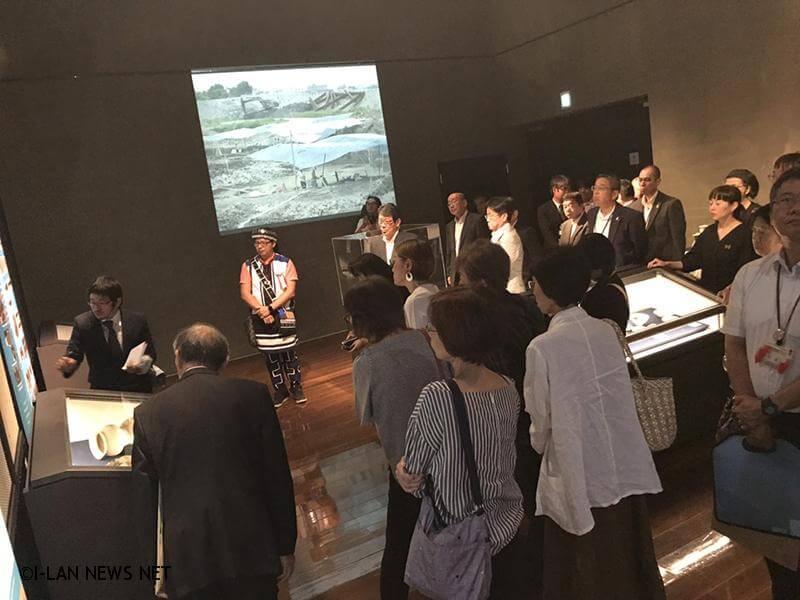集結淇武蘭111件文物 日本人大開眼界