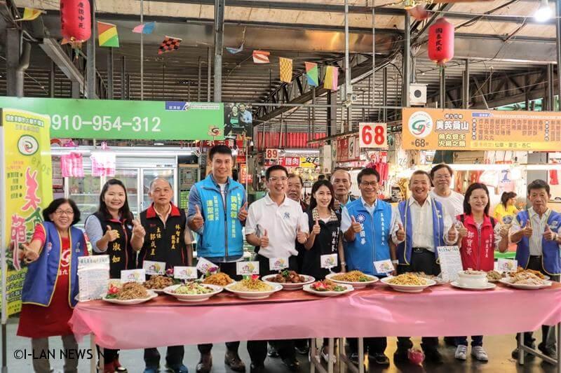歡迎各位鄉親好友共同來體驗綠九市場的趣味與好滋味!