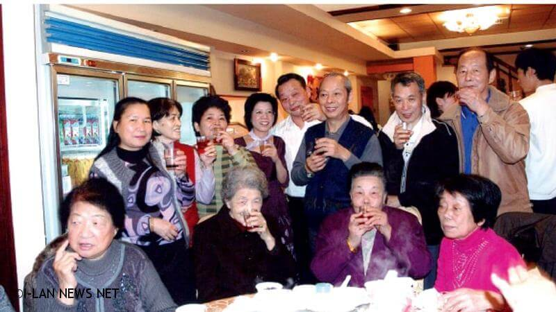 108年宜蘭縣百歲人瑞專輯—洪阿鴦