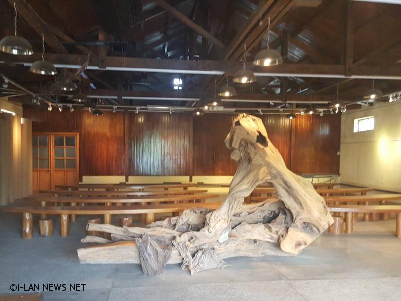 羅東林區管理處計畫將森美館以標租方式委託民間經營木育活動、創作與林業教育推廣之場域。