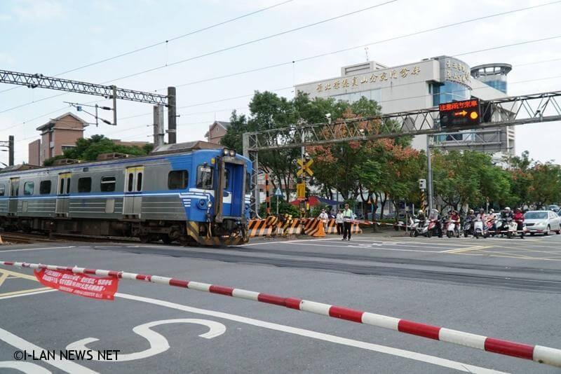 宜蘭鐵路高架將改善5個車站9處平交道!